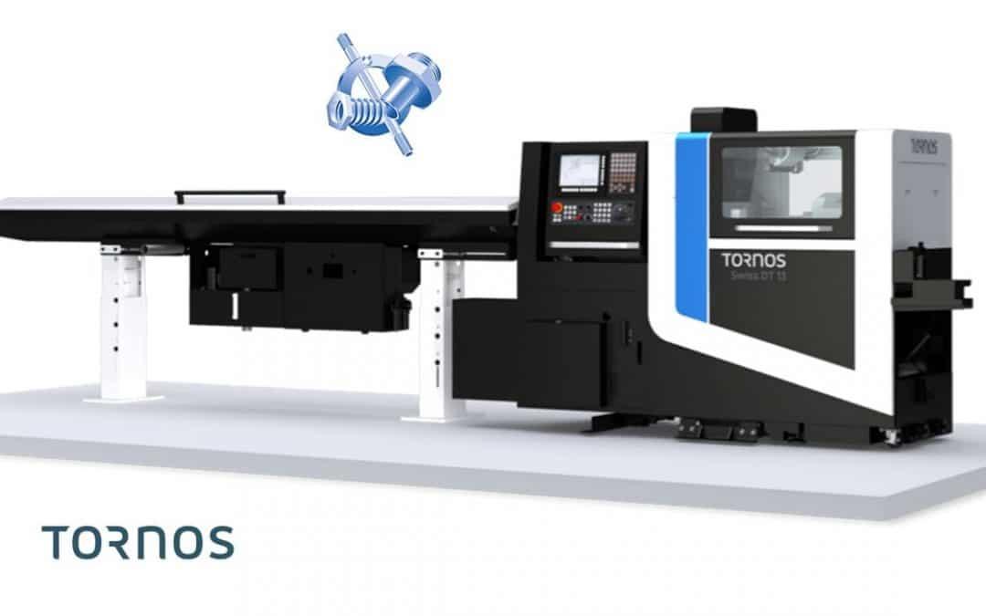 Une nouvelle machine pour l'usinage en grande série de vos fixations mécaniques